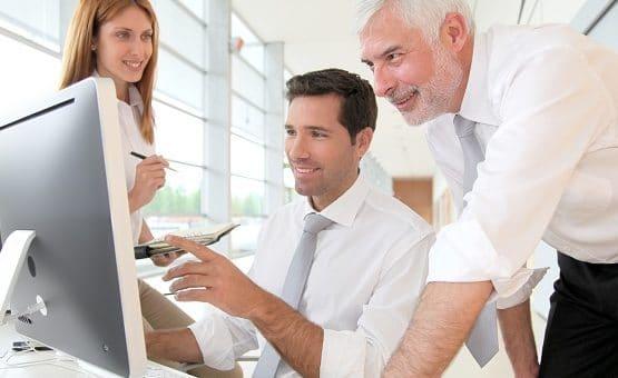 L'accompagnement et conseils stratégie, l'un des services ADCI pour les logiciels SOLUTIONS BTP