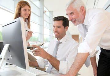 Accompagnement et conseils, l'un des services pour les logiciels SOLUTIONS BTP - ADCI