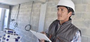 Sur le chantier BTP avec la tablette suivi