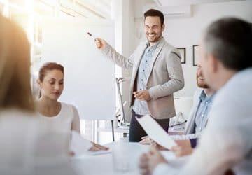 Les formations en entreprises, l'un des services pour les logiciels SOLUTIONS BTP - ADCI