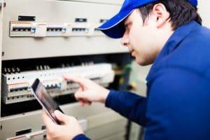 Maintenance chez le client avec le logiciel Maintenance SAV de SOLUTIONS BTP