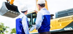 Mobilité de la tablette Atelier sur les chantiers BTP