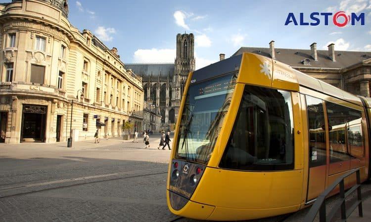Alstom - Actualités partenaire