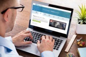 La télé-assistance sur les logiciels SOLUTIONS BTP avec TeamViewer, outil utilisé par ADCI