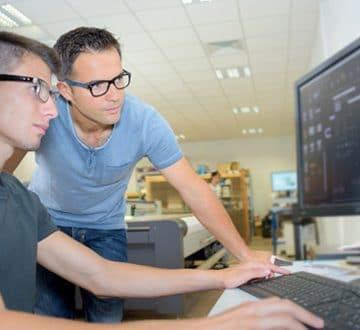 Le support technique, l'un des services pour les logiciels SOLUTIONS BTP - ADCI