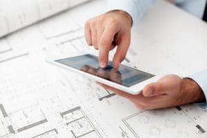La tablette DEVIS pour les projets en entreprise du BTP