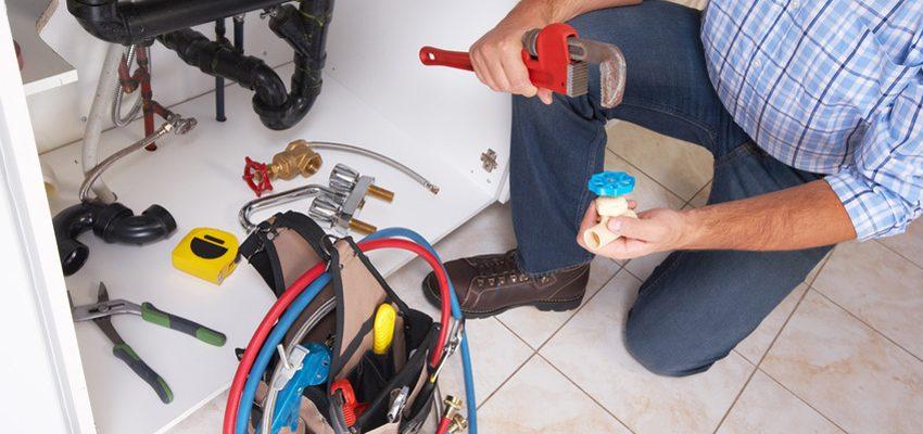 Dépannage plomberie avec le logiciel Maintenance SAV - SOLUTIONS BTP