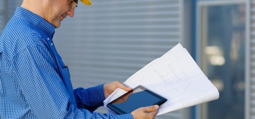 Devis et facturation sur les chantiers avec la tablette devis - SOLUTIONS BTP