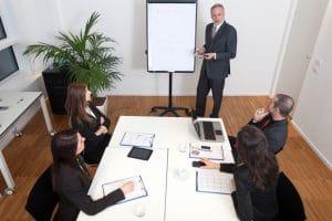 Formations intra-entreprises, l'un des services ADCI pour les logiciels SOLUTIONS BTP