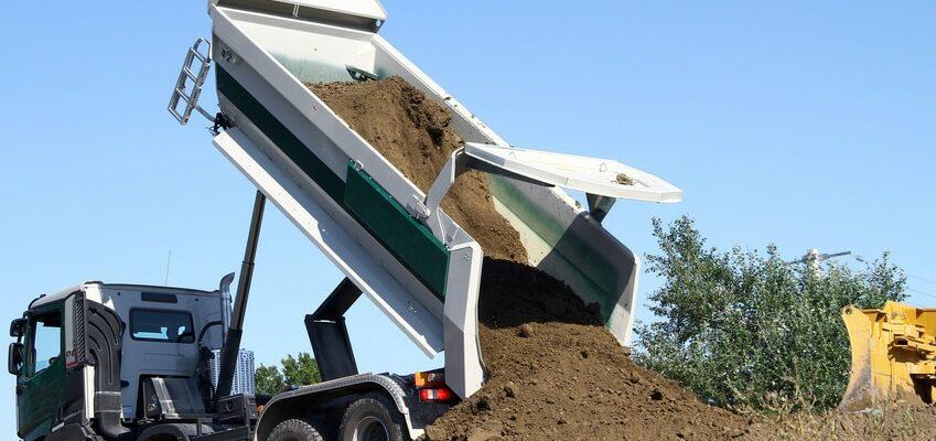 tracteur chantier - logiciel de pesées