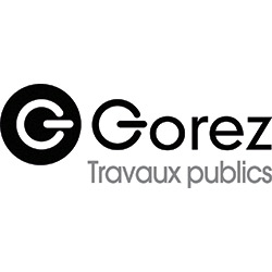 logo gorez travaux publics