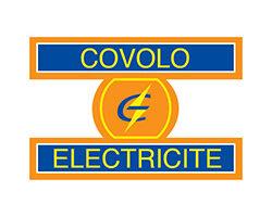 Logo Covolo Electricité