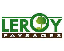 Logo leroy paysages