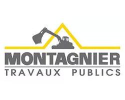 Logo Montagnier Travaux publics