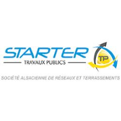 Logo Starter travaux publics