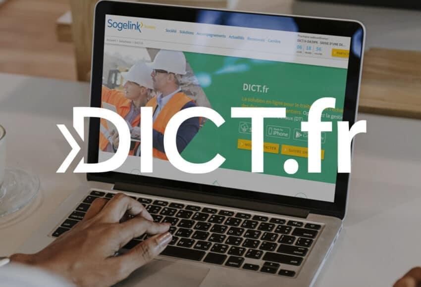 DICT.fr - logiciel batiment et travaux publics