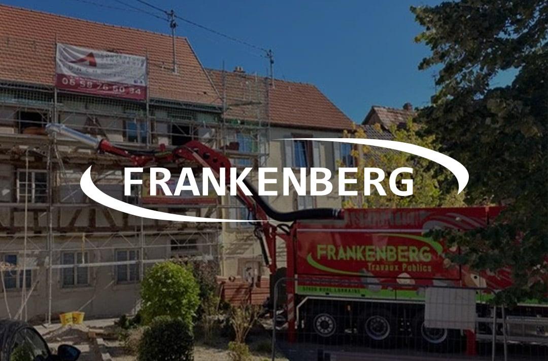 frankenberg travaux publics, assainissement, construction