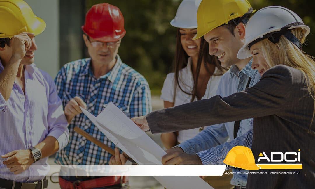 améliorer sa préparation de chantier - ADCI ERP BTP