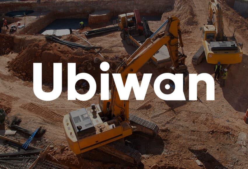 Ubiwan - géolocalisation engins, matériels, outillages BTP